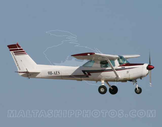 9H-AES - Cessna 152 - 17.07.2009