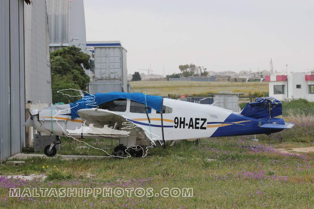 9H-AEZ - Piper PA-28-161 Warrior III - 20.04.2014