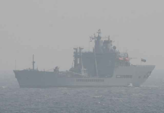 A390 RFA Wave Ruler - E/gh no 1 - 18.07.09
