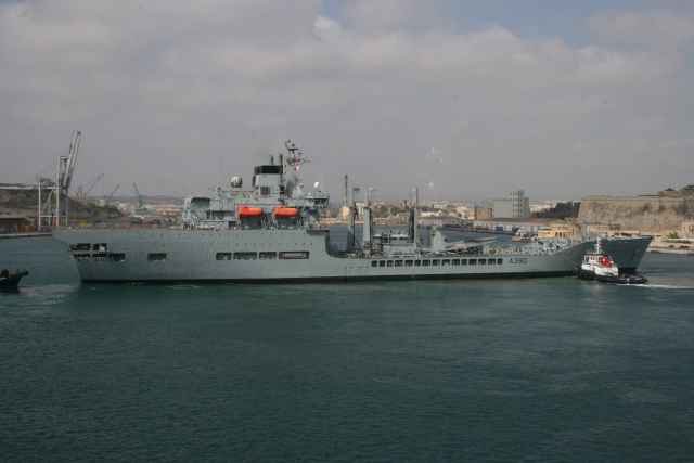 A390 RFA Wave Ruler - E/gh no 3 - 18.07.09