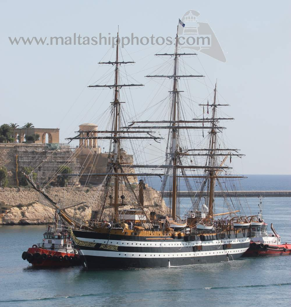 A 5312 ITS Amerigo Vespucci no 2 - 11.07.2011