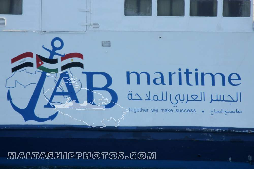Arab Shipmanagement, Jordan