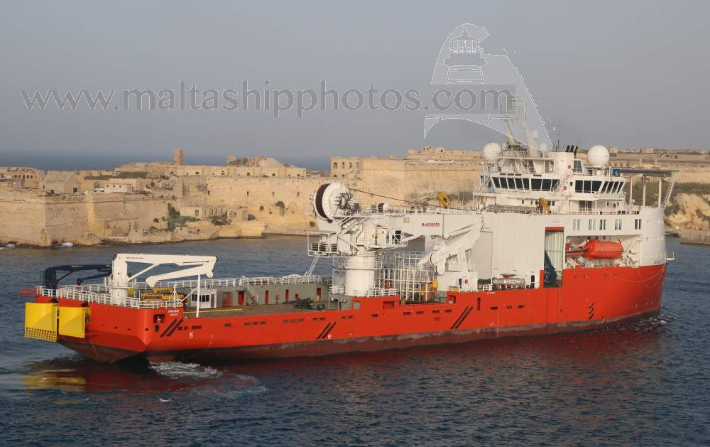 S&O Ship Management Ltd, Greece - Ariadne no 2 - 11.04.2018