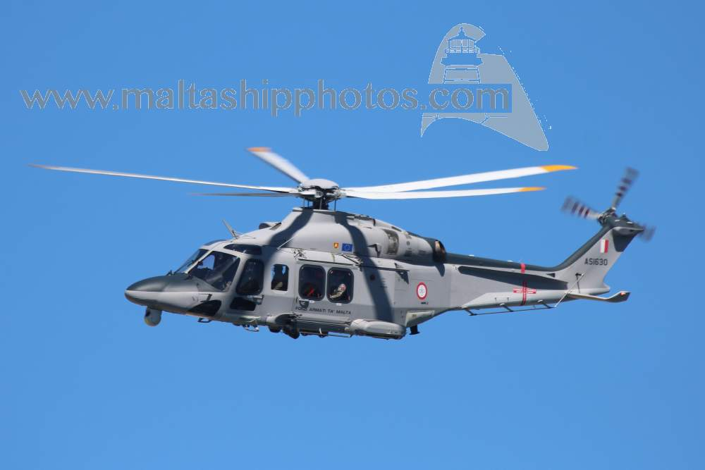 AS1630 - AgustaWestland AW139M - 12.03.2018