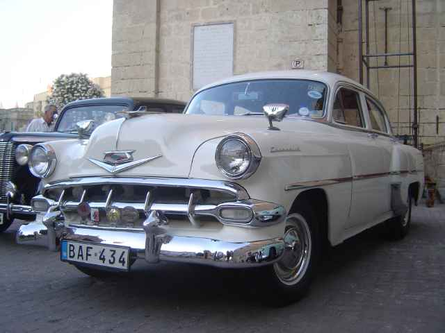 Chevrolet Bel Air - BAF-434 - 09.07.2006