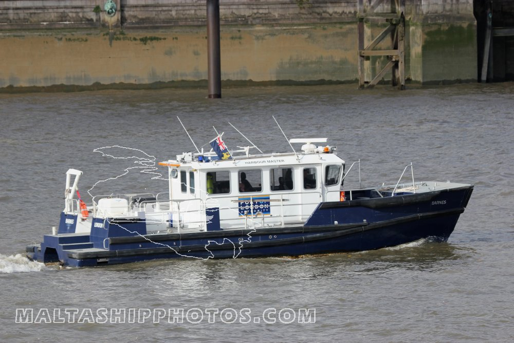 Port of London Authority, UK - Barnes - October 2013