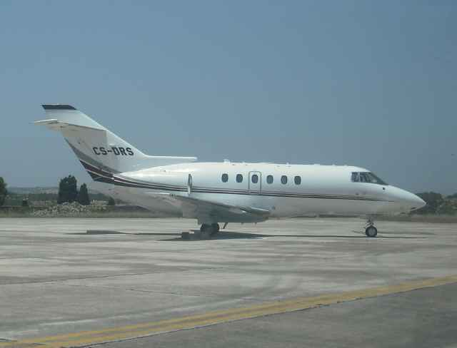 CS-DRS Raytheon Hawker 850XP