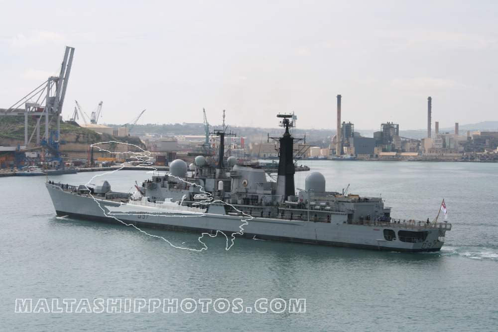 D97 HMS Edinburgh no 2 - 26.02.2008