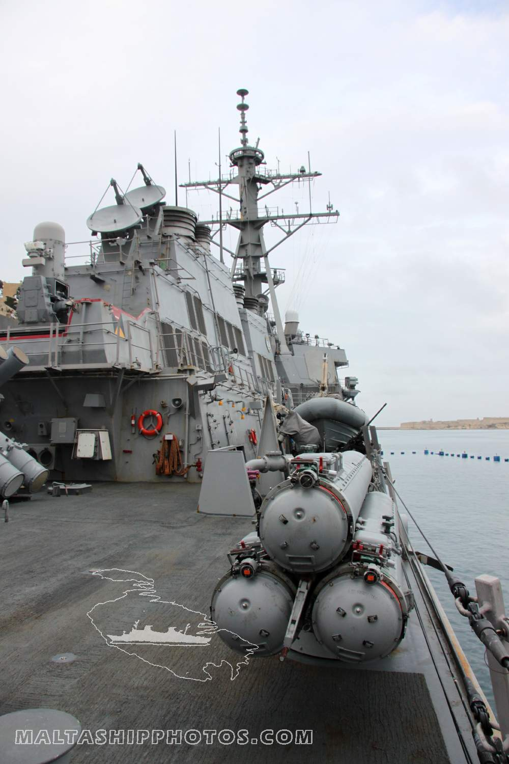 DDG52 USS Barry no 3 - 30.01.2011