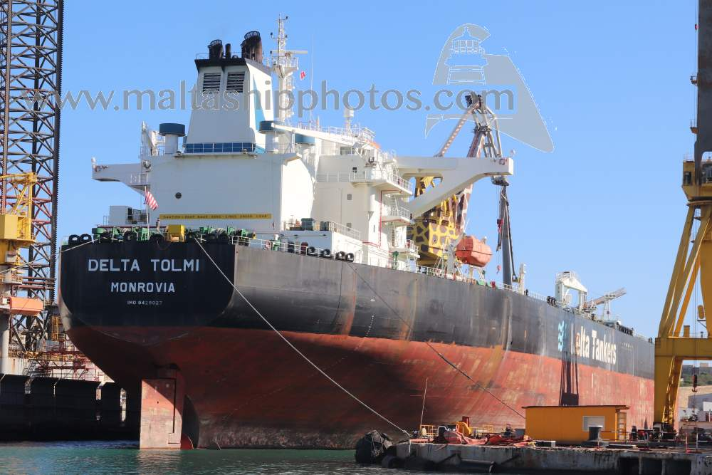 Delta Tankers Ltd, Greece - Delta Tolmi - 21.10.2020