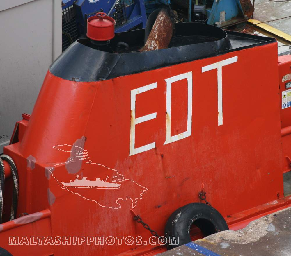 EDT Offshore Ltd, Cyprus - 19.10.2008