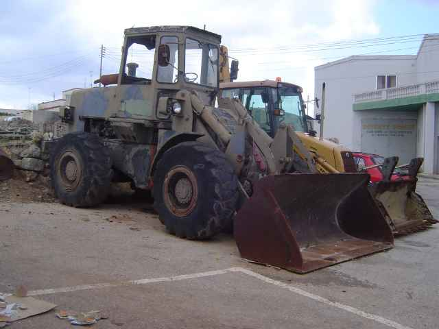 Fiat-Allis Wheel Loader 645B