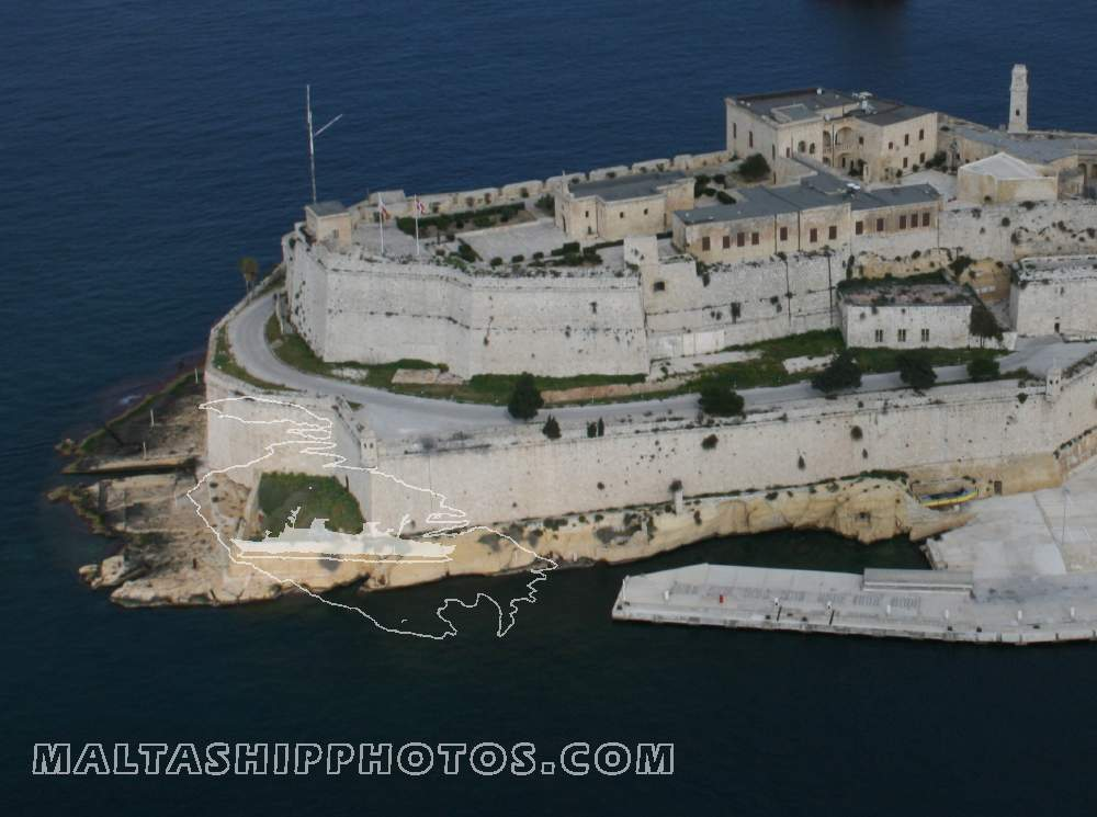 Fort St. Angelo - 01.02.2008
