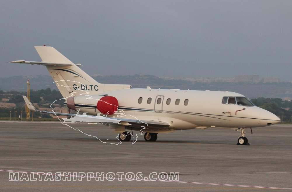 G-DLTC Raytheon Hawker 900XP - 13.09.2012