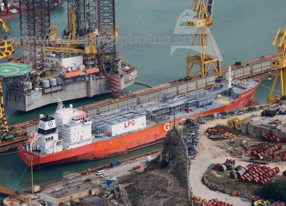 Harpain Shipping, Germany - Gaschem Pacific - 22.10.2018