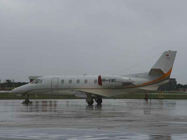 HB-VWE - Cessna 560XL Citation XLS no 2