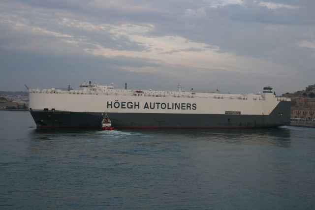 Hoegh Asia - 27.06.2010