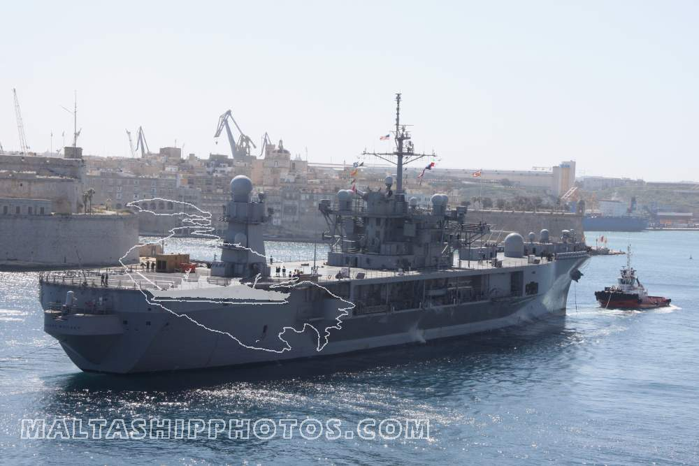 LCC20 - USS Mount Whitney no 3 - 04.03.2012