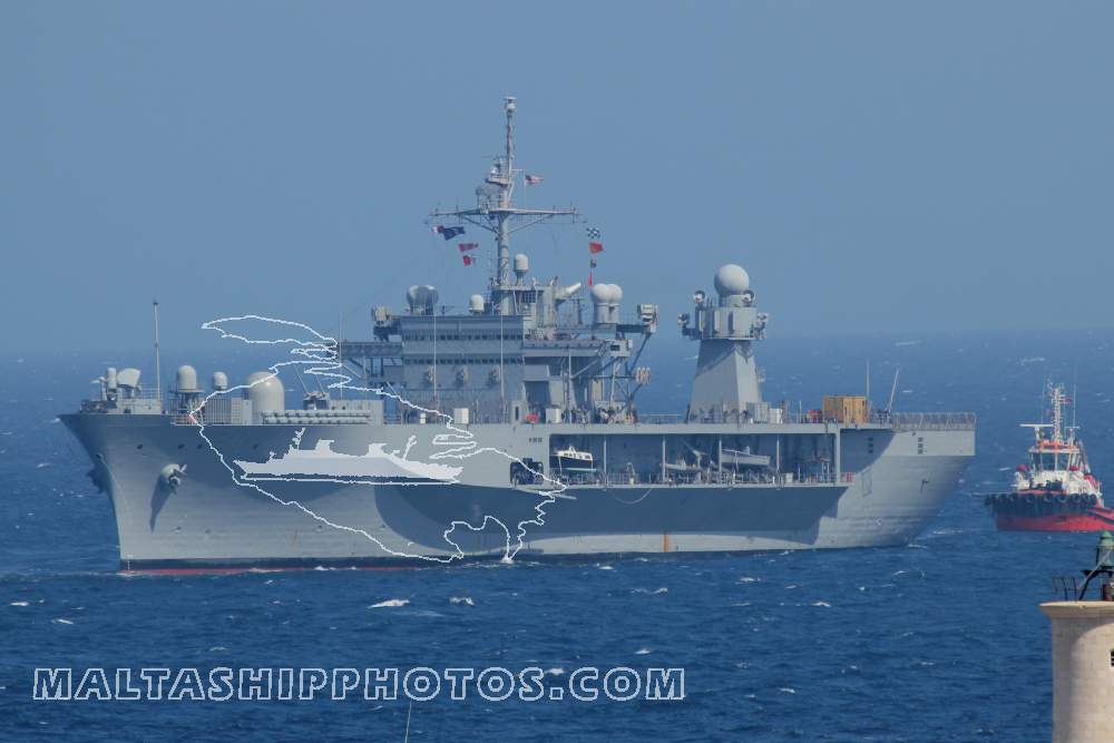 LCC20 - USS Mount Whitney no 1 - 04.03.2012