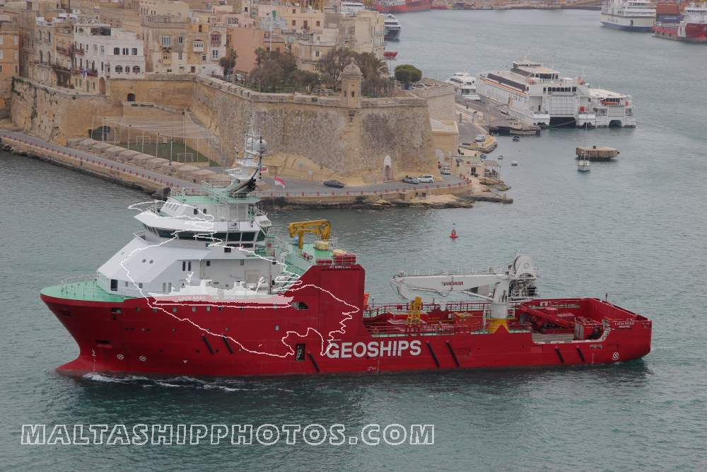 Seahold Geoships Ltd, UK - Loch Roag no 1 - 11.04.2012