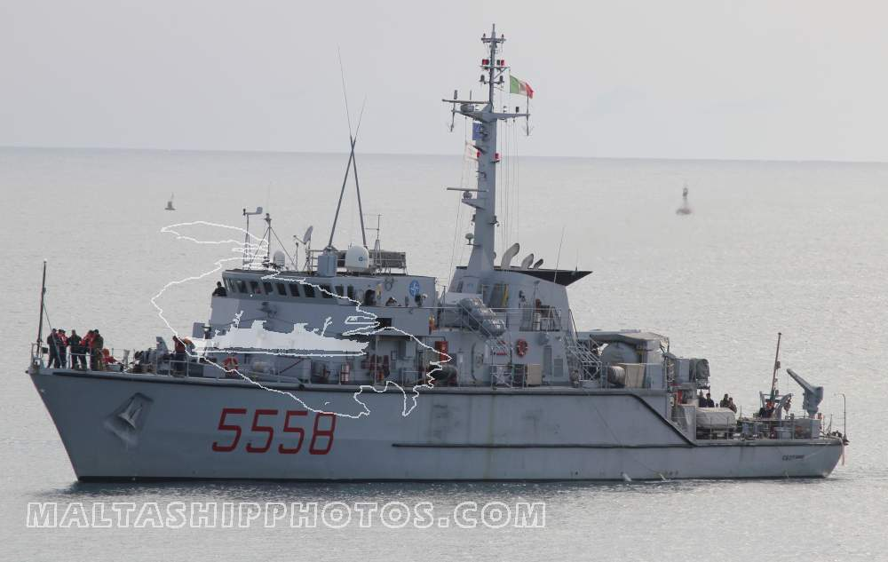 M 5558 ITS Crotone no 1 - 01.06.2013