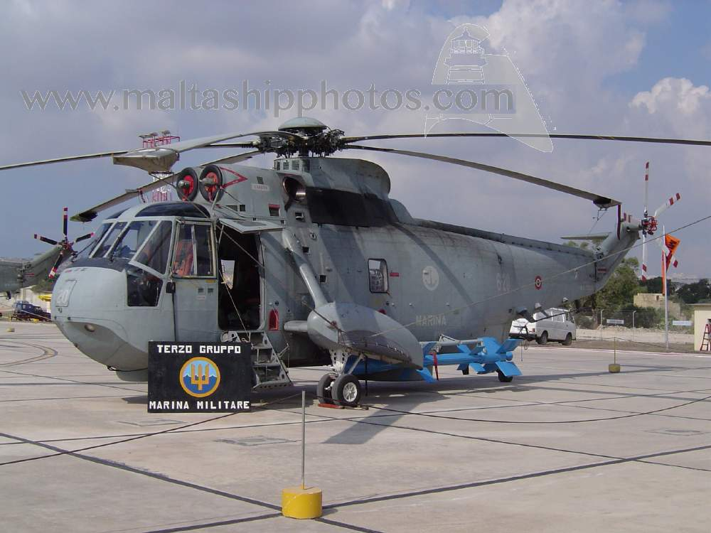 MM5021N/6-20 - SH-3D SeaKing - 24.09.2005