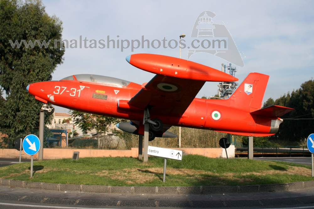 MM54245-37-31 Aermacchi MB-326E - 30.09.2008