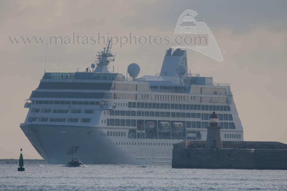 Oceania Cruises Inc, USA - Nautica no 1 - 24.05.2018