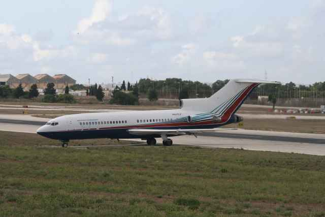 Aviation ConneXions, Aruba - P4-FLY - Boeing 727-22 - 25.09.2009