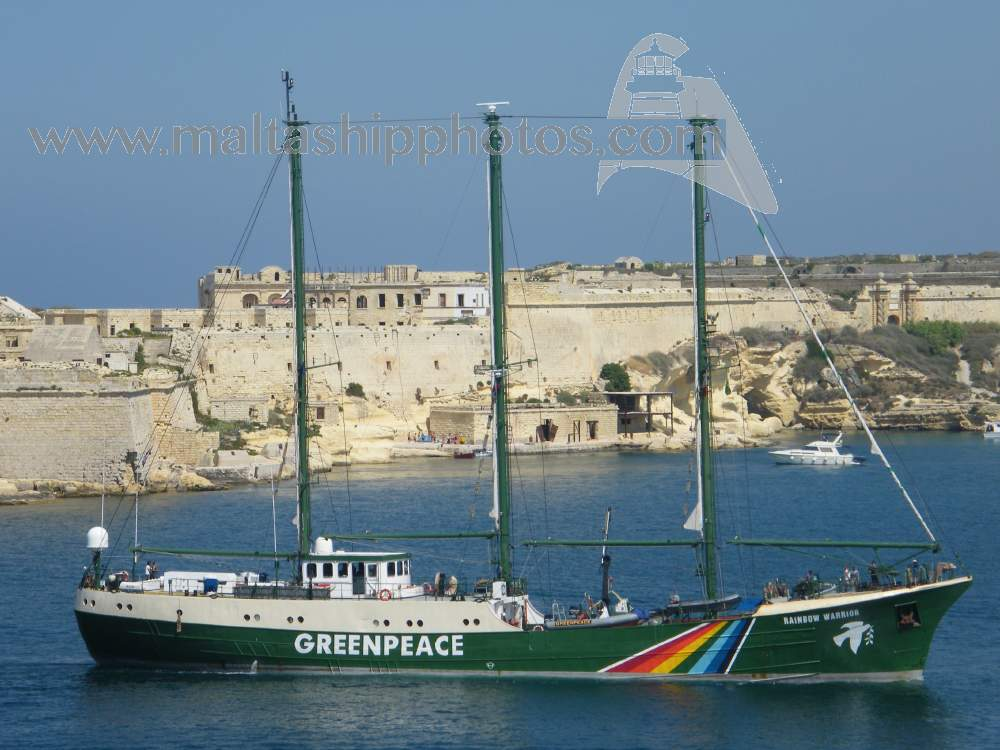 Rainbow Warrior - 20.06.2009
