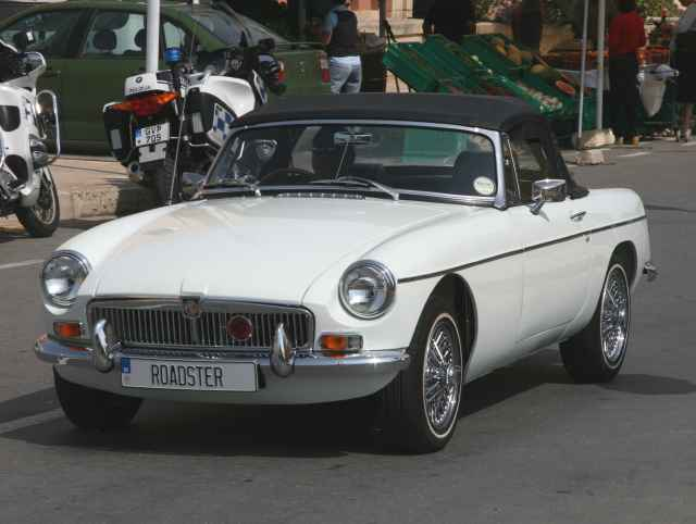MG MGB Roadster - ROADSTER - 23.05.2010