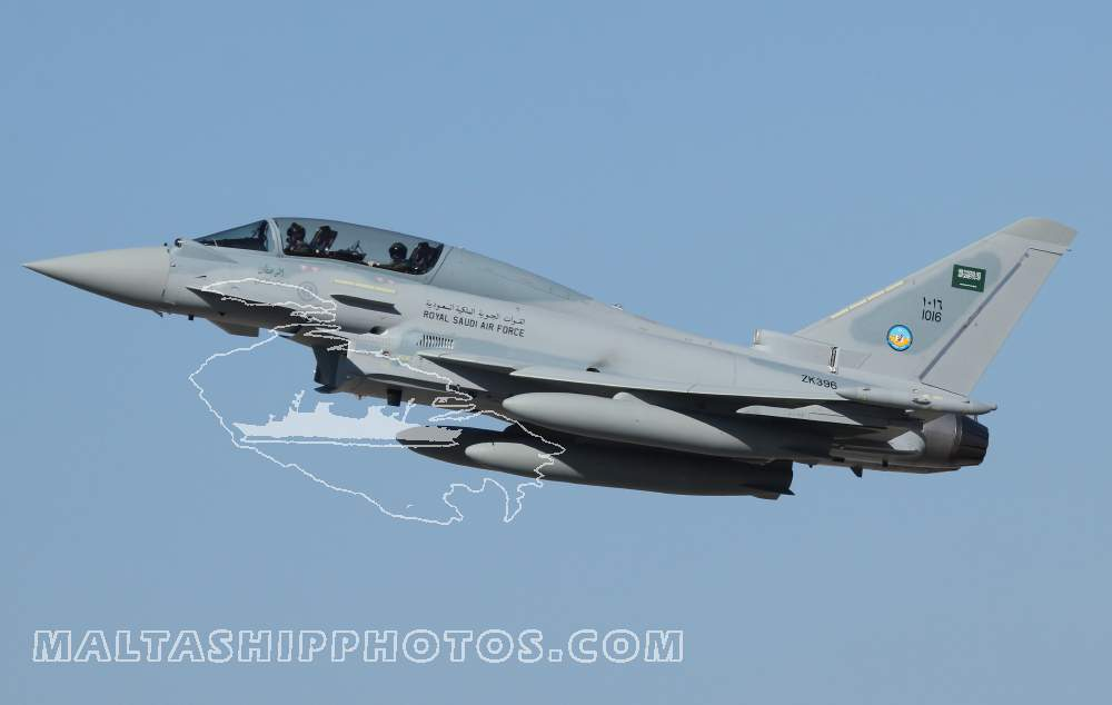 1016 - Eurofighter Typhoon T3 - 07.08.2014