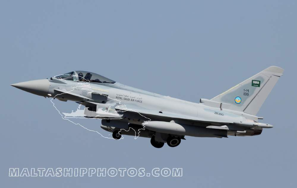 1019 - Eurofighter Typhoon T3 no 1 - 05.09.2014