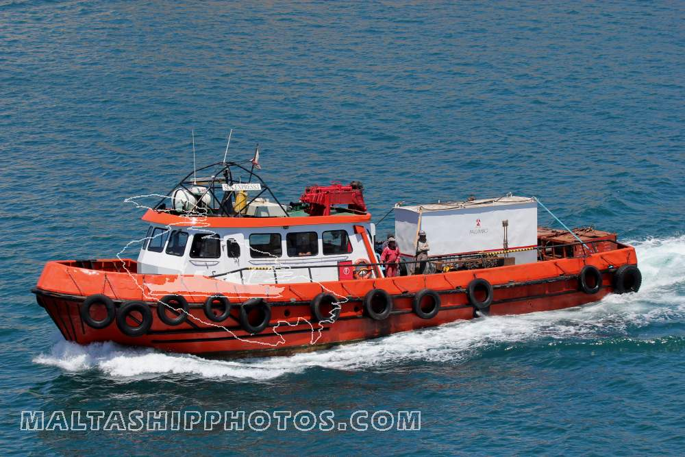 Polaris Marine Services Ltd, Malta - Sea Express I - 16.05.2014
