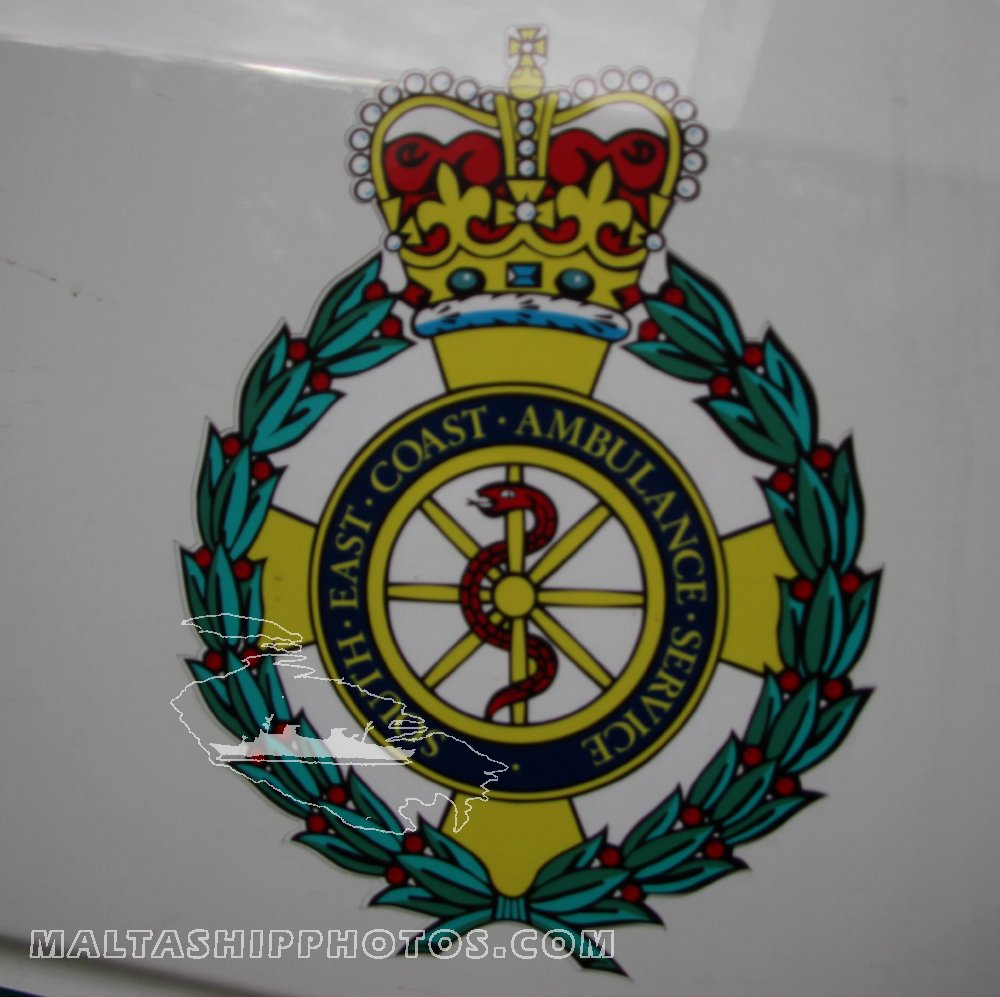 South East Coast Ambulance Service, UK