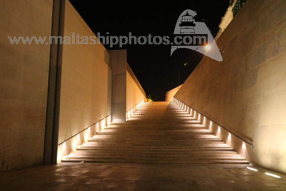Valletta by night no 1 - 06.09.2015