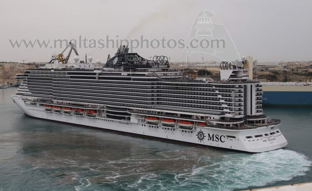 MSC Seaside no 2 - 03.05.2021