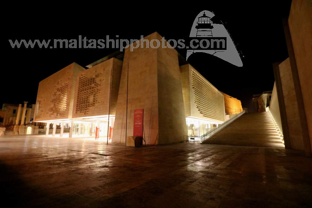Valletta by night no 2 - 06.09.2015