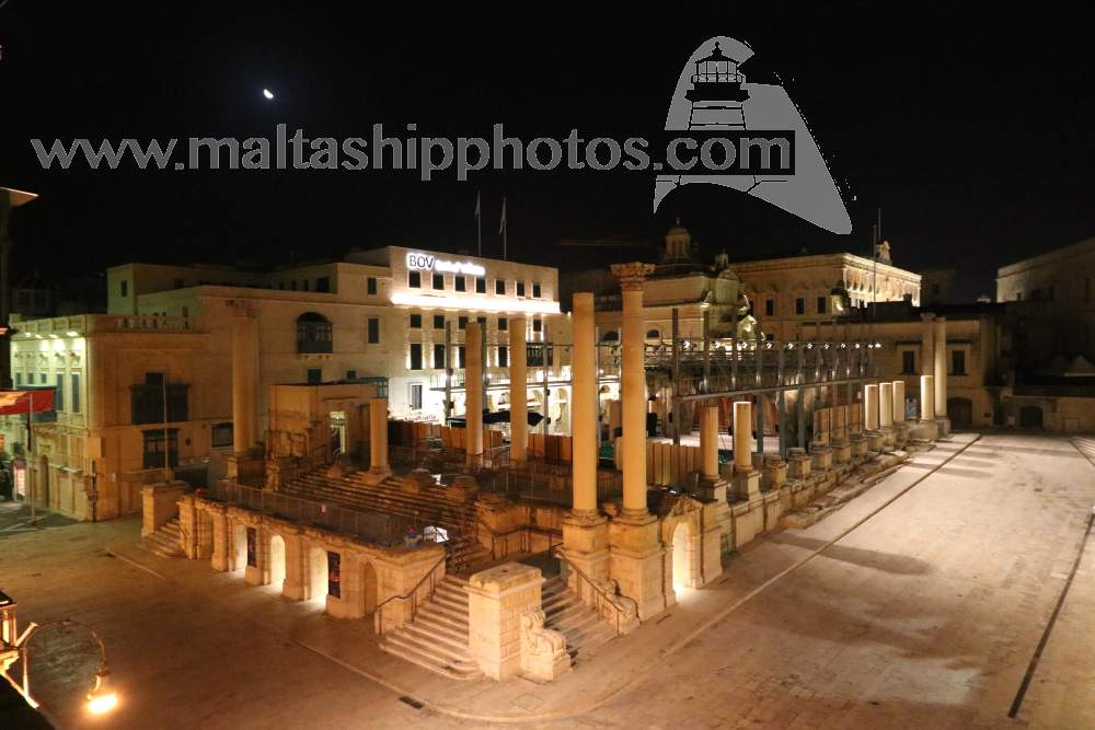 Valletta by night no 3 - 06.09.2015